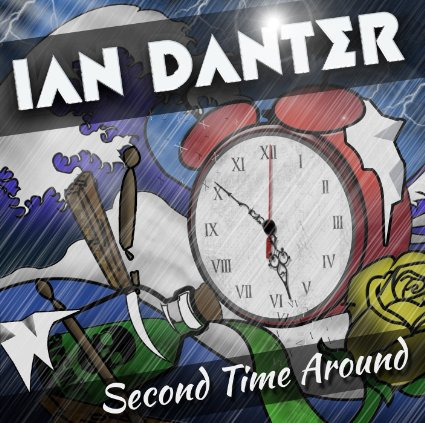 Ian Danter - Second Time Around Cover