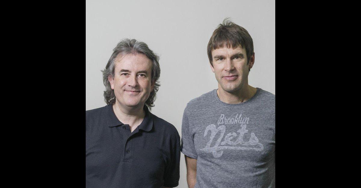 Myself and Matt Lawrence