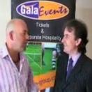 Ian Danter meets Darren Lehman