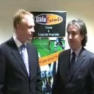 Ian Danter meets Alex McLeish